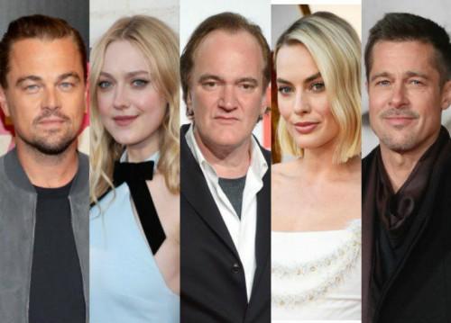 شاهد البوستر الأول لفيلم Once Upon a Time in Hollywood