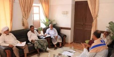 انعقاد الاجتماع الدوري للهيئة الإدارية بالمجلس المحلي في سيئون