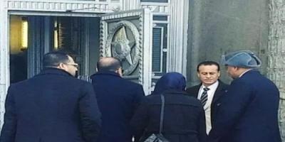 بالصور.. الزبيدي يلتقي نائب وزير الخارجية الروسي في العاصمة موسكو