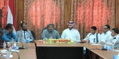 اجتماع هام للبرنامج السعودي لتنمية وأعمار اليمن في سيئون.. تفاصيل