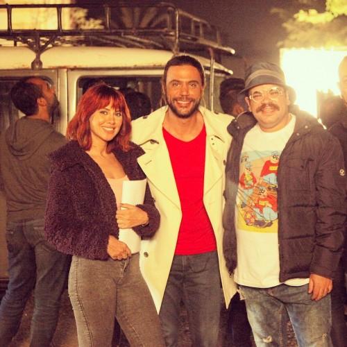 """محمد إمام ينشر أول بوستر رسمي لفيلمه """" لص بغداد """""""