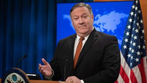 الخارجية الأمريكية: بومبيو والأمير محمد بن سلمان اتفقا على هذا الأمر بشأن اليمن