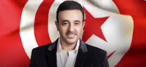 النجم صابر الرباعي يحتفل بعيد استقلال تونس (فيديو)
