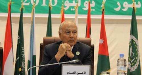 الدول العربية: أبو الغيط وجه رسالتين للتنبيه على خطورة الوضع المالي في فلسطين