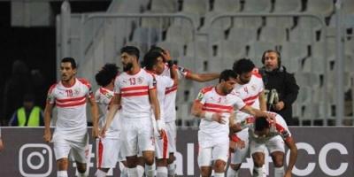 تشكيل الزمالك المتوقع في مباراته اليوم ضد المقاولون العرب