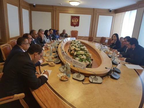 مسهور: الانتقالي في موسكو بخطوة سياسية تضع القضية الجنوبية في سياقها