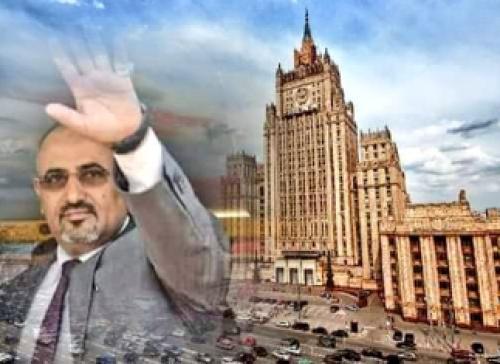"""""""الزبيدي في موسكو"""" يجتاح تويتر.. ونشطاء: يوم نضالي جنوبي بامتياز"""