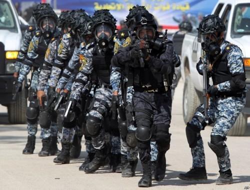 الاستخبارات العراقية تضبط مخزن للأسلحة والمتفجرات بالأنبار