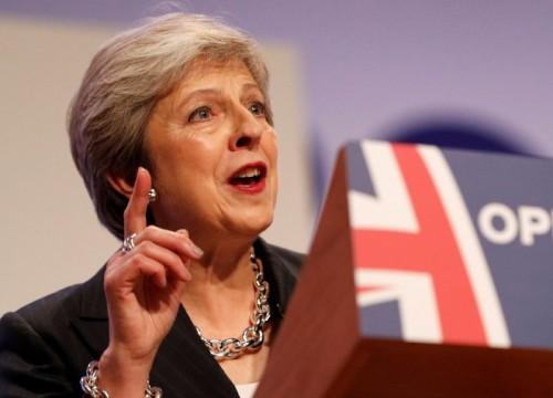 """""""تيريزا ماي"""" تطالب البرلمان البريطاني بدعم فوري لاتفاق """"الخروج"""""""