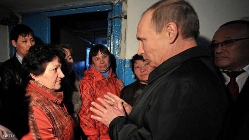 """بوتين يعين بطلًا عالميًا حاكمًا لجمهورية """"فلميقيا الجنوبية"""""""