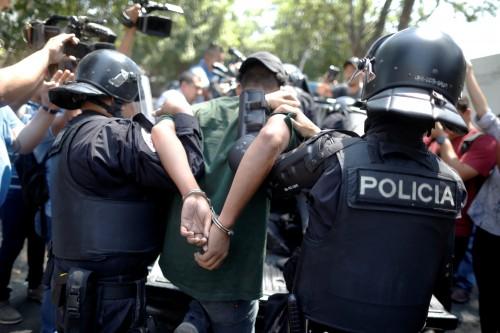 احتجاجات في السلفادور اعتراضًا على خصخصة شركات المياه