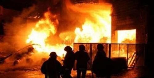 مقتل وإصابة 15 عاملا في انفجار مصنع أسمدة بمصر