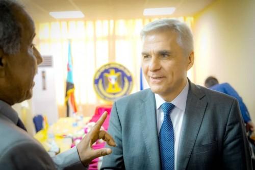 سفير روسيا الاتحادية: يجب على الأمم المتحدة أن تهتم بالقضية الجنوبية