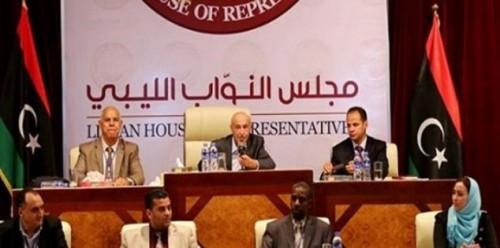 """"""" النواب الليبي """" : نرحب بمبادرات جمع الشتات وإنهاء الانقسام"""