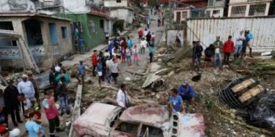 ارتفاع حصيلة ضحايا إعصار إيداي إلى 259 شخصًا