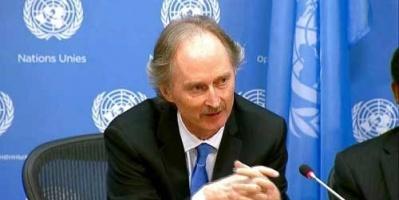 المبعوث الأممي لسوريا يبلغ لبنان: الأمن مستتب في دمشق