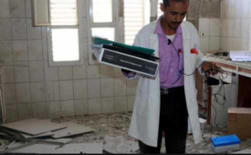 مستشفيات في خدمة المليشيات.. الإدارات الصحية تتحوّل لمعسكرات حرب حوثية