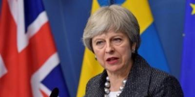 """""""ماي"""" تثني على قرار الأوروبي بتأجيل خروج بريطانيا من البريكست"""