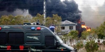 الصين.. ارتفاع عدد ضحايا انفجار مصنع الكيماويات إلى 44 قتيلًا