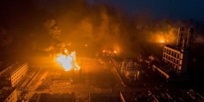 الصين.. إجلاء 4 آلاف شخص بسبب انفجار مصنع الكيماويات
