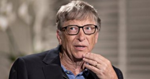 ثروة بيل جيتس تتجاوز 100 مليار دولار