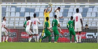المنتخب الإماراتي يهزم نظيره السعودي