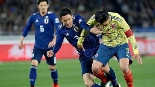 كولومبيا تفوز على اليابان 1-0 ودياً