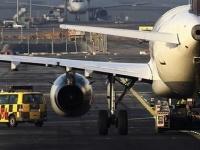 إيقاف حركة الطيران بمطار فرانكفورت الألماني لهذا السبب