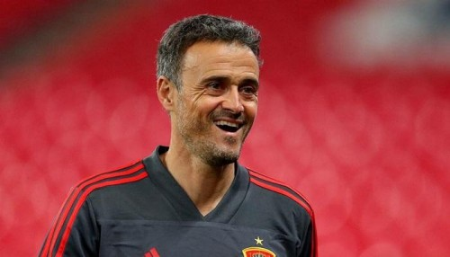 إنريكي حريص على تثبيت تشكيل منتخب إسبانيا
