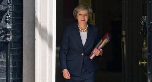 """""""ماي"""" لن تعيد طرح اتفاق """"البريكست"""" على البرلمان مرة أخرى"""