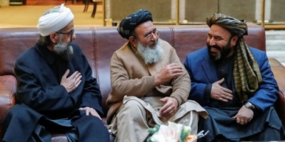 """""""طالبان"""" تطالب بضامنون لاتفاقياتها مع واشنطن من ضمنهم روسيا"""