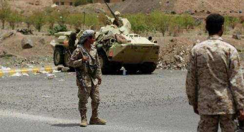 تفاصيل صد قوات الجيش هجوميين كبيرين لمليشيا الحوثي شمال الضالع