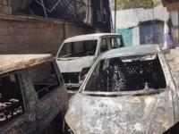 صور وفيديو وتسجيل صوتي.. مليشيا الإخوان تقصف مستشفى وتطلق النار على نساء وأطفال بتعز