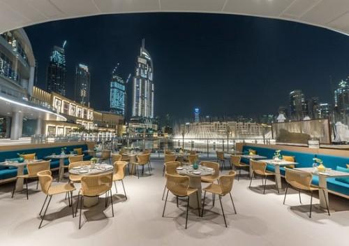 أفخم 10 مطاعم في دبي.. أبرزها يُطل على الخليج العربي (صور)