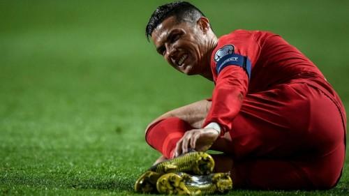 منتخب البرتغال يفقد نقطتين بالتعادل أمام أوكرانيا في تصفيات اليورو