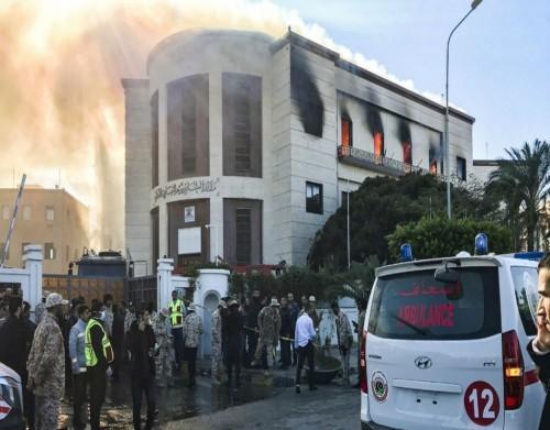 السفارة الأمريكية تحذر رعاياها في ليبيا من عمليات إرهابية وشيكة