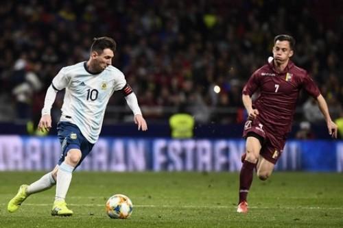 غياب ميسي عن منتخب الأرجنتين أمام المغرب