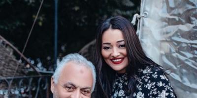 راندا البحيري تهنئ أشرف زكي بفوزه بمنصب نقيب المهن التمثيلية