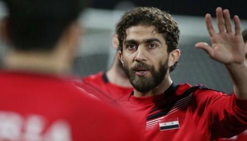 سوريا تحقق فوز صعب على الأردن ودياً