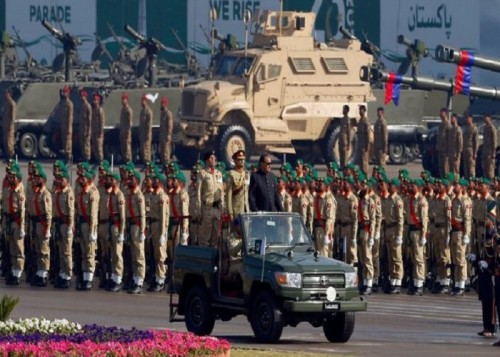 بعد استعراض القوة.. باكستان تدعو للسلام مع الهند