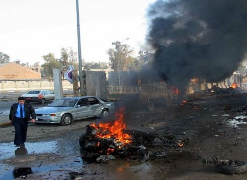 مقتل 8 أطفال سودانيين في انفجار قنبلة بأم درمان