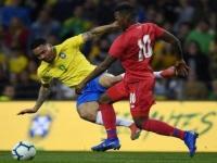 البرازيل تتعادل 1-1 مع بنما المتواضعة ودياً