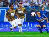 الهلال السعودي يتعثر أمام أحد قبل مواجهة النصر في ديربي الرياض