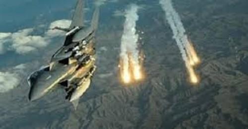 عاجل.. التحالف: استهداف كهفين تستخدمهما المليشيات لتخزين الطائرات في صنعاء