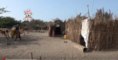 مليشيات الحوثي تقتل الحياة في التحيتا بالحديدة (فيديو)