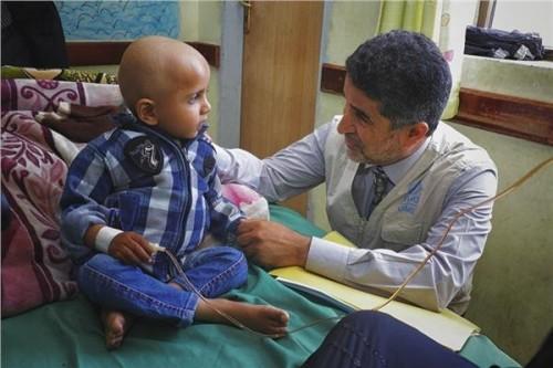 مدير الصحة العالمية لشرق المتوسط يصدر بيانا مؤثرا حول اليمن