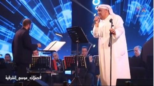 النجم نبيل شعيل يتألق بحفله بالسعودية (فيديو)