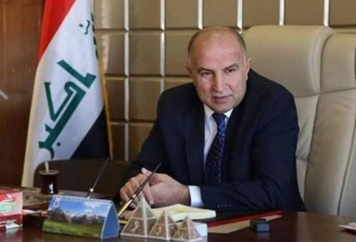 """البرلمان العراقي يصوت على إقالة محافظ """" عبارة الموت """""""