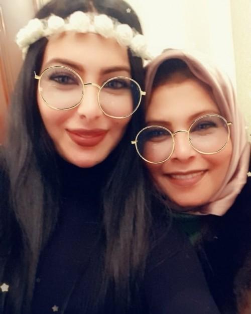 """بالفيديو.. ميريهان حسين تطرح أغنية """" نائر ونئير """" وتهديها لوالدتها"""