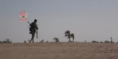 مليشيات الحوثي تقصف مواقع العمالقة في التحيتا والجبلية بالحديدة